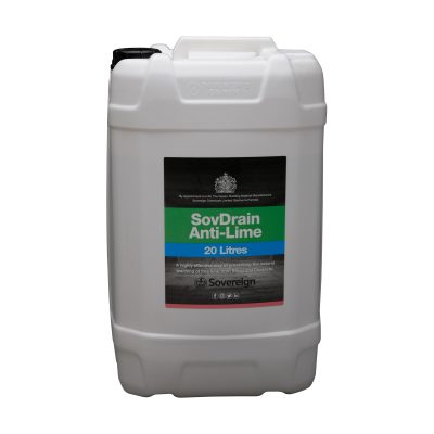20 Litres SovDrain Anti Lime