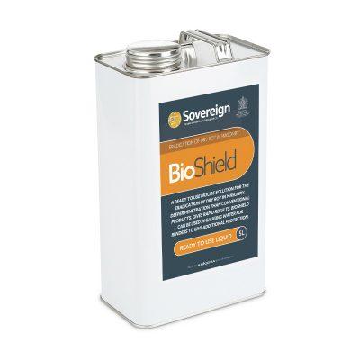 5 Litre BioShield Dry Rot Masonry Eradicator