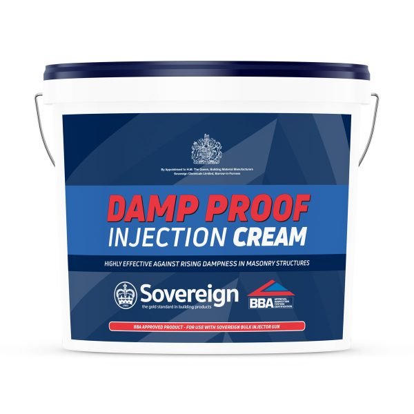5 Litres Damp Proof Course Injection Cream