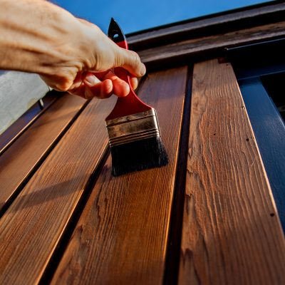 Wood Stains & Decking Oils