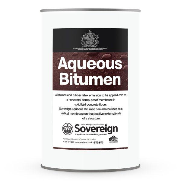 Aqueous Bitumen Emulsion