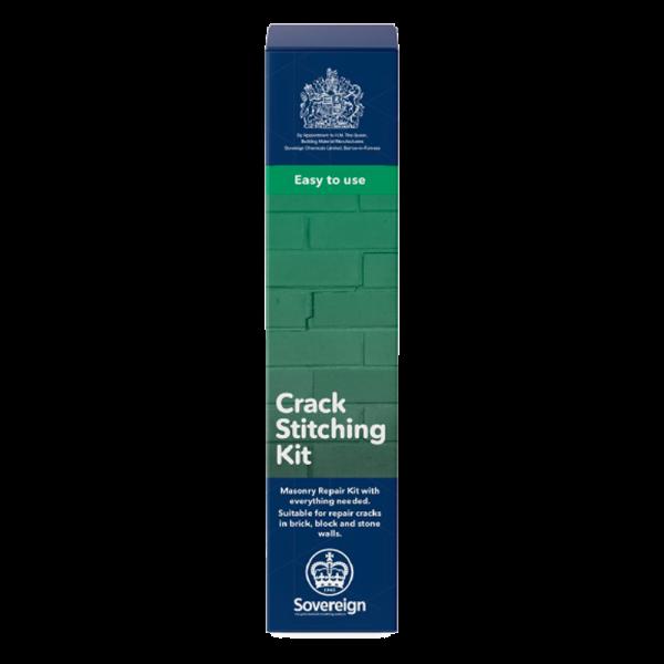 Crack Stitch Kit