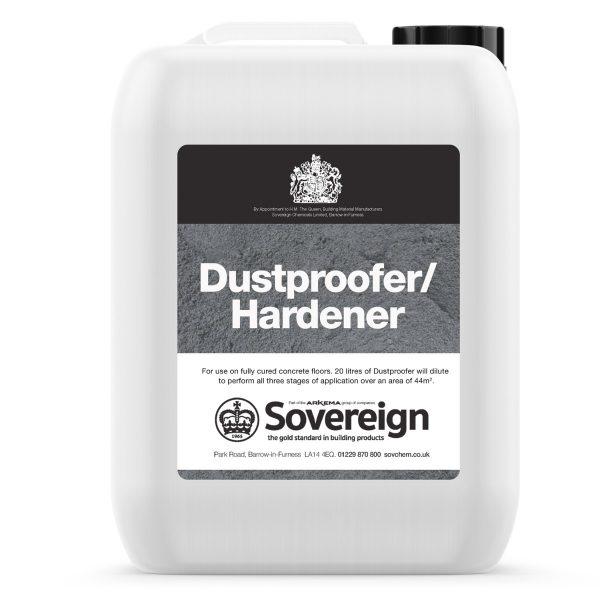 Dust Proofer Hardener