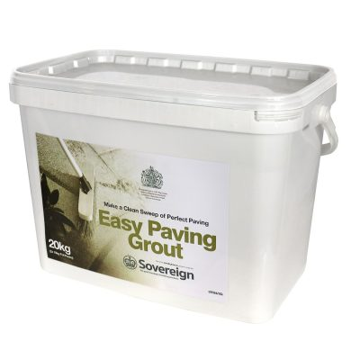 Easy Paving Grout White