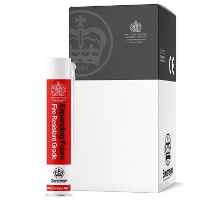 Gun Grade Fire Resistant Foam Case