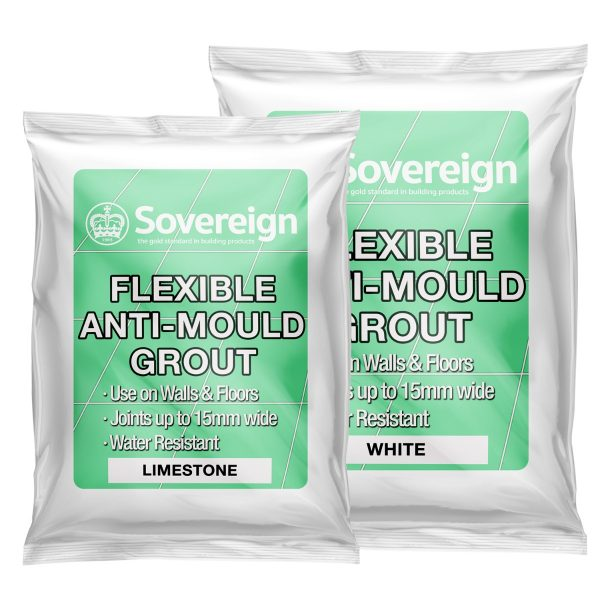 Flexi Anti-Mould Wall and Floor Grout