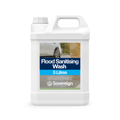Flood Sanitising Wash 5 Litres