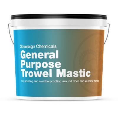 General Purpose Trowel Grade Mastic