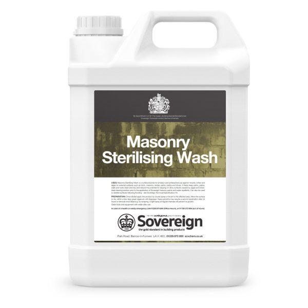 Masonry Sterilising Wash