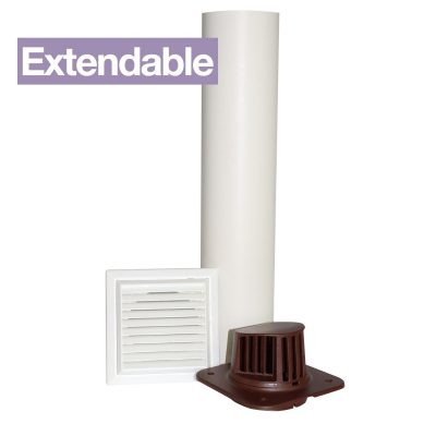 Passive Vapour Vent Mk2 – Extendable