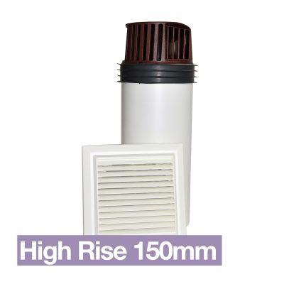 Passive Vapour Vent Mk2 – High Rise
