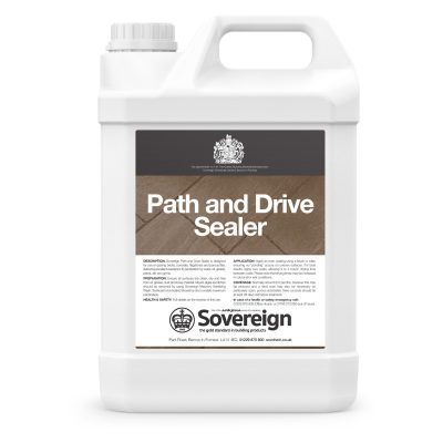 Path and Drive Sealer