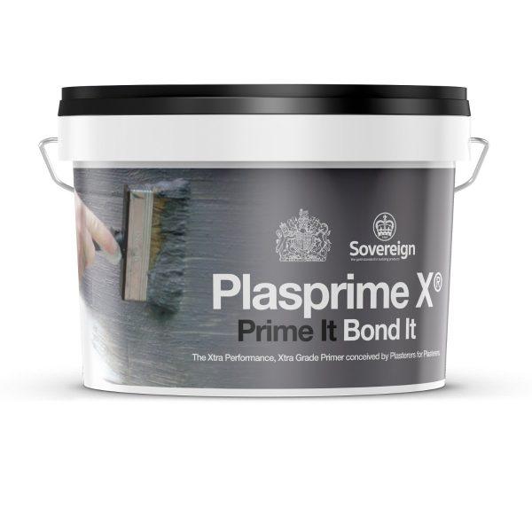 Sovereign PLASPRIME X  Primer for plastering and rendering