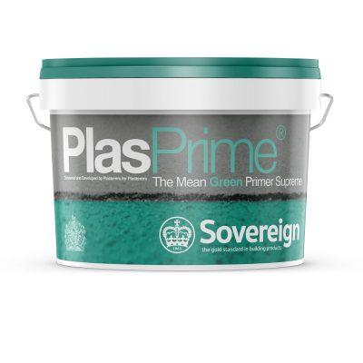 Plasprime Green primer for plastering