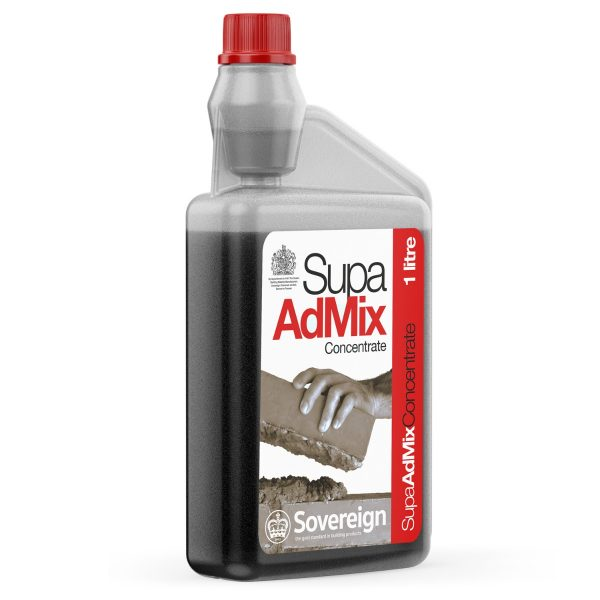 Supa Admix Concentrate