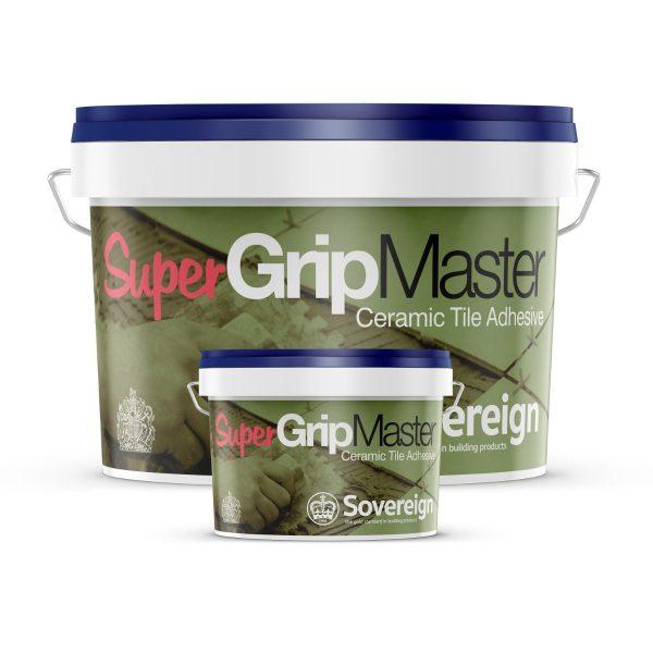 Super Grip Master Ceramic Tile Adhesive Range