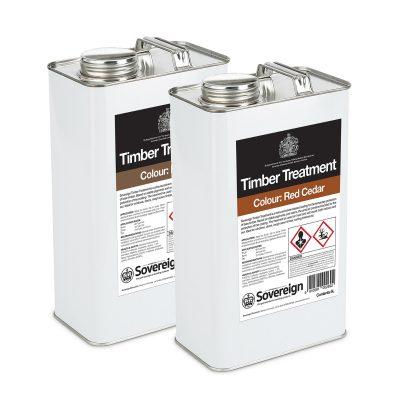 Timber Treatment Range